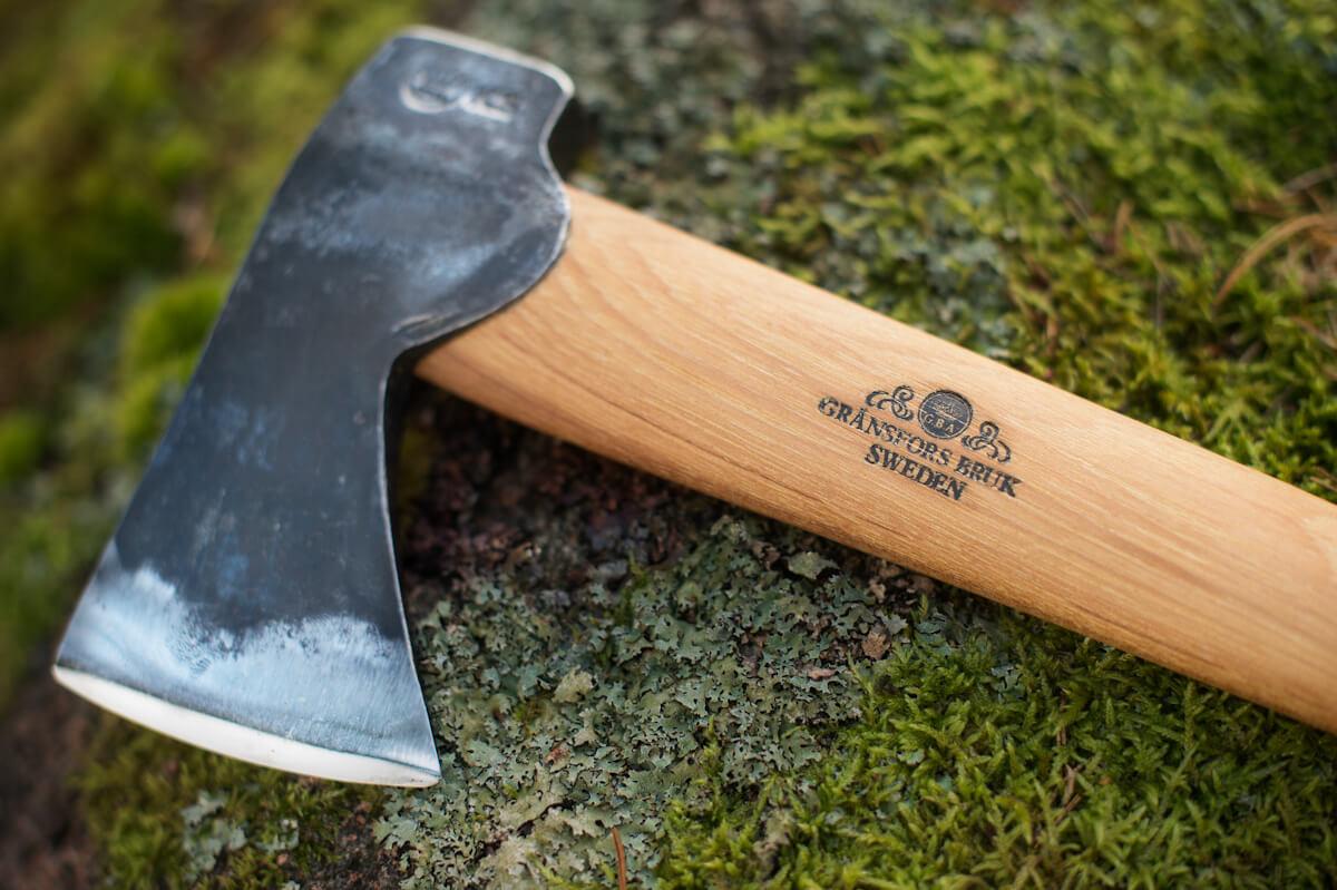 Gränsfors Bruk Sweden | Handmade axes since 1902